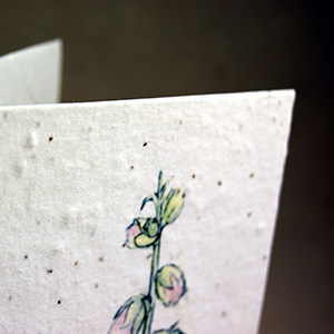 cutedge_invitation of the earth handmade paper wedding invitations earth friendly,Handmade Paper Wedding Invitations